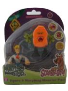 Scooby Doo Morphing Monsters Fred Orange